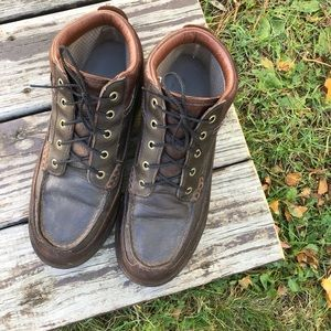 Irish Setter | Brown Leather Work Boots
